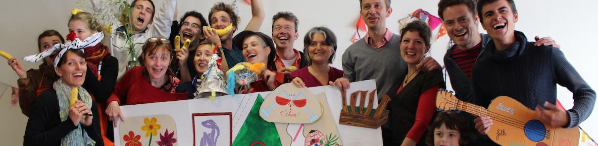 Coup de coeur du public pour la place du 116e RI au banquet citoyen 2014