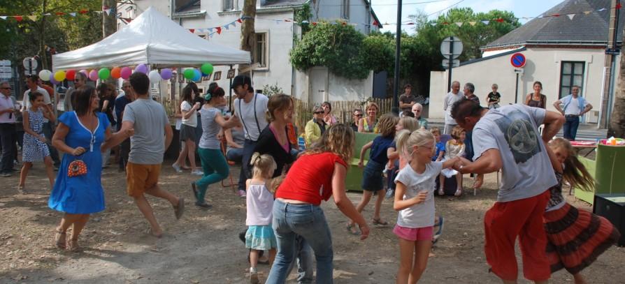 fete de quartier danse