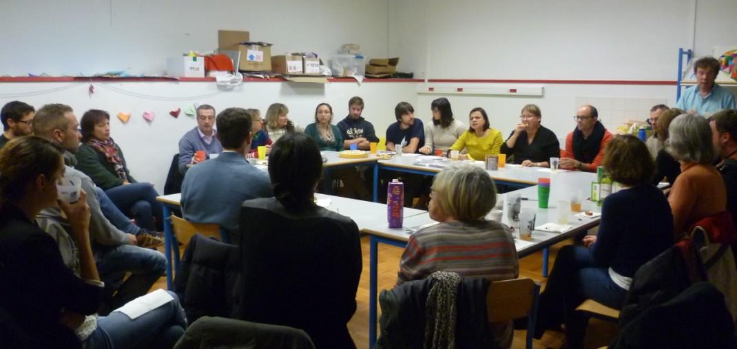 Photo réunion projet 2015 19 nov 2015