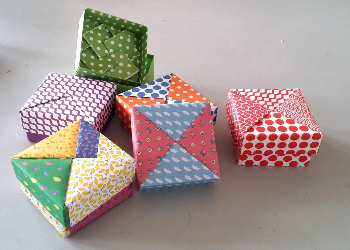 Atelier Origami, Tomoko Fuse