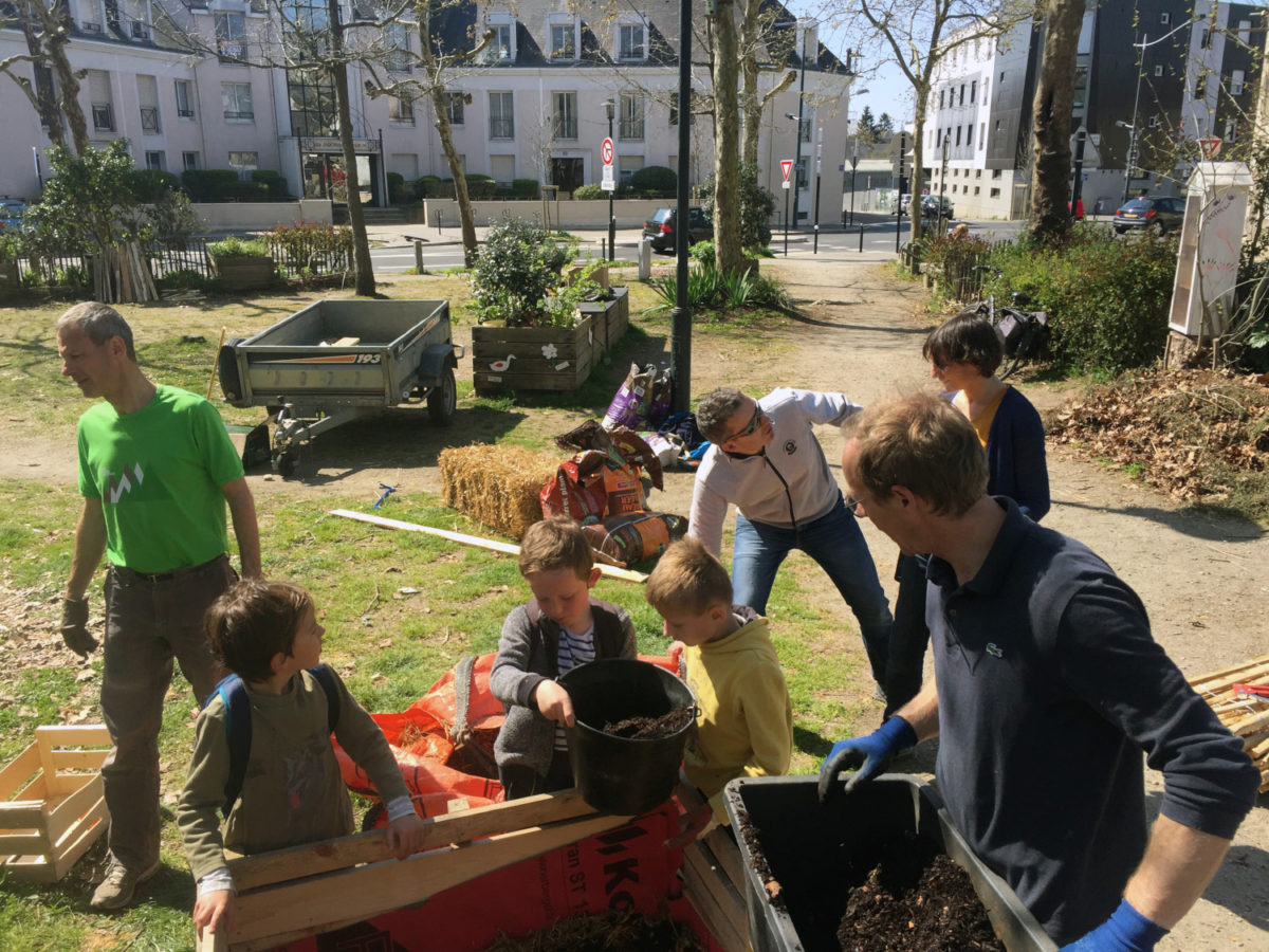 Chantier participatif du 27 Avril